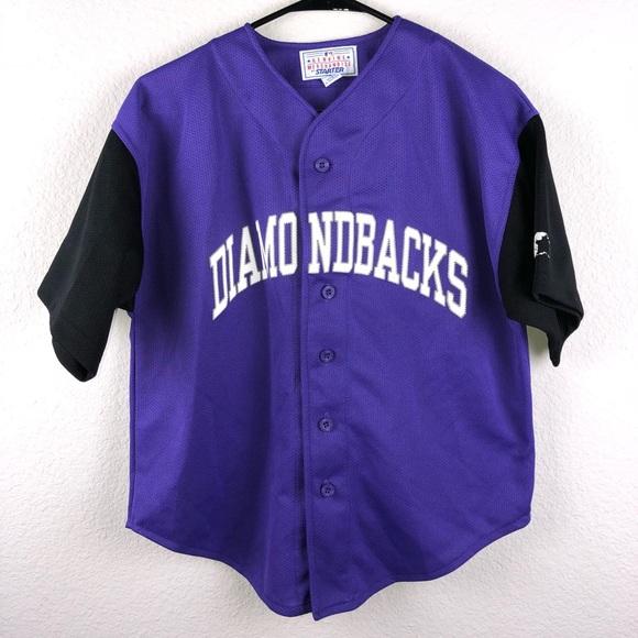 lowest price 613e7 6646f Vintage starter randy Johnson jersey
